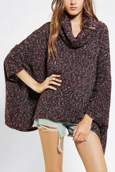 Threads 4 Thought Juno Poncho Sweater