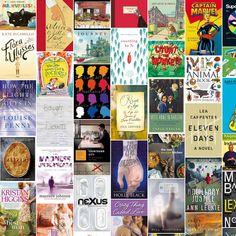 NPR's list of Best 2013 Books