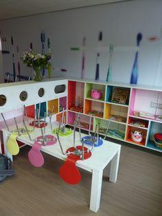 Speelhoek on Pinterest  Kids Play Corner, Bench Under Windows and ...