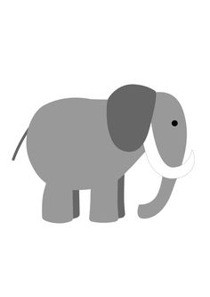 elefante Moon Book, Angry Birds, Nursery Art, Safari, Doodles, Diy, Blog, Illustration Kids, Preschool