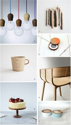 amazing handmade wood objects for the home