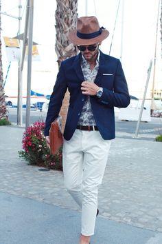 Men's Street Style Inspiration #9 I recently...   MenStyle1- Men's Style Blog