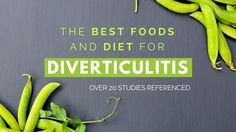 This article takes an evidence-based look at what diet changes help to manage diverticulitis, as well as some common myths about foods to avoid.