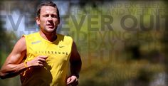 Lance Armstrong - Livestrong Fitness