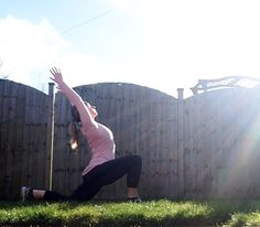 yoga for runners low lunge