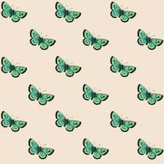 The Artzee Blog: Free Butterfly 12 x 12 Inch Printable