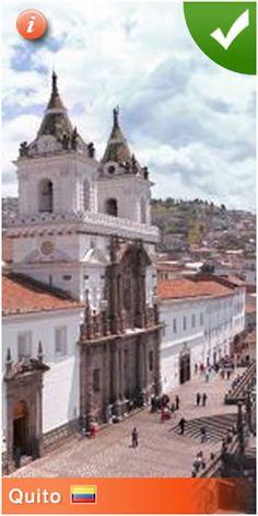 Con tu voto convierte a Quito en una de las 7 Ciudades Maravilla del Mundo
