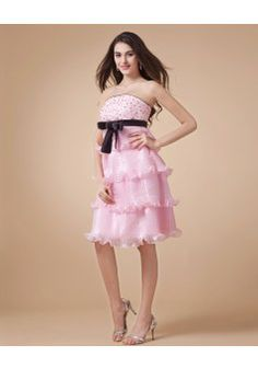By Nicole Kramer Sheath/Column Strapless Sleeveless Knee-length Chiffon New Arrival 2013 Homecoming Dress/Short Prom Dresses #BUKCH655 - See more at: http://www.avivadress.com/special-occasion-dresses/homecoming-dresses.html#sthash.NJ58W8G3.dpuf
