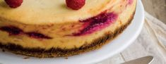 raspberry-cheesecake v to v