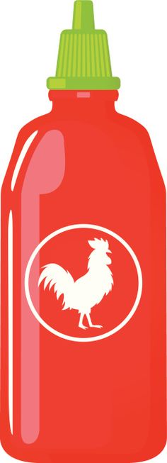 Sriracha Fan Art