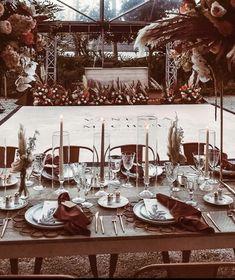 www.tamievents.com  #jungleboho #outdoor wedding #tablesetting #weddingplanner #pampasgrass #florals Floral Wedding, Fall Wedding, Wedding Flowers, Vanessa Morgan, Pampas Grass, Luxury Wedding, Open House, Event Design, Wedding Planner