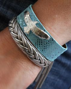 Bracelets Ori Tao & By Garance chez Isis