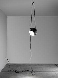 Flos Aim pendant light by Ronan & Erwan Bouroullec.