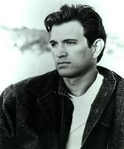 Chris Isaak...love his voice! And he's pretty damn cute.