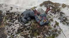 World of Warcraft highmountain tauren feral cat decoration by PolyClayStuff on Etsy Beautiful Figure, Cat Decor, Feral Cats, World Of Warcraft, Handmade Decorations, Horns, Polymer Clay, Universe, Sculpture