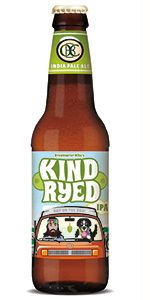 Kind Ryed IPA (Otter Creek Brewing / Wolaver's)