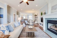 Built in the tradition of Atlantic Coastal villages, East Beach is the community in Norfolk, Virginia where you'll find these beautiful beachfront carriage homes by Stephen Alexander Homes! I…