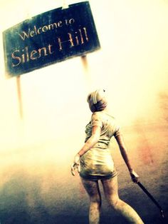 The Silent Hill nurse! I love it..