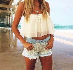 Great for the beach<3 --Kenzie Leigh