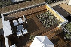 Rooftop Spaces by Wilkinson Blender Architecture | Apartment Therapy
