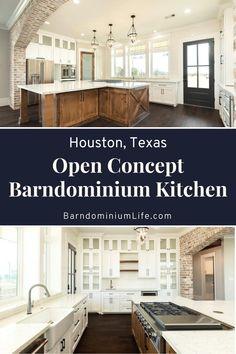 130 Barndominium Kitchens Ideas In 2021 Home Barn House