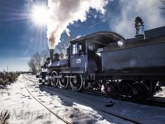 Nsrm Steam by MartinGollery on DeviantArt Nevada Ghost Towns, Nevada State, Old Trains, Yesterday And Today, Steam Locomotive, Lake Tahoe, Around The Worlds, Deviantart, Explore