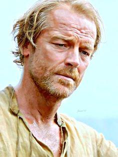 Iain Glen - A man of many talents. Ser Jorah Mormont, Iain Glen, Game Of Thrones Funny, Heath Ledger, Gary Oldman, Love To Meet, Hottest Pic, Michael Fassbender, Interesting Faces
