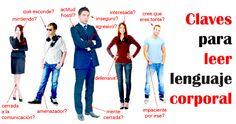 Descifra las personas por su lenguaje corporal