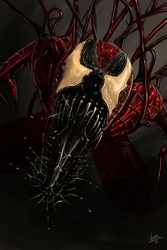 Carnage by ~PointedTail on deviantART
