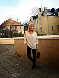 By Malene Birger knit Malene Birger, Photo And Video, Knitting, My Style, Tricot, Breien, Stricken, Weaving, Knits