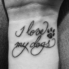 My tattoo ❤