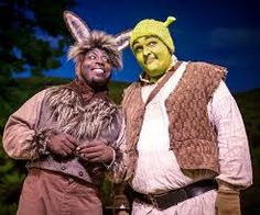 shrek the musical - Google Search  sc 1 st  Pinterest & SHREK u2013 THE MUSICAL | Shrek | Pinterest | Shrek and Shrek costume