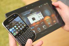 #BeBold #BlackBerry #PlayBook