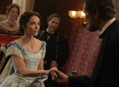 Timeless: NBC Releases More Photos Ahead of Tonight's Series Premiere - canceled + renewed TV shows - TV Series Finale Timeless Show, Timeless Series, Timeless Fashion, Tv Series 2016, Abigail Spencer, Series Premiere, Historical Costume, Historical Clothing, Historical Fiction