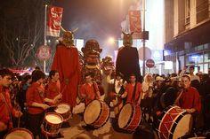 Portuguese Carnival in Torres Vedras