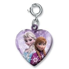 Does your CHARM IT! girl love Disney's Frozen? Then this locket, with both sisters and snowy background, may just be the charm of her dreams! © Disney. Add this charm to any CHARM IT! bracelet or neck