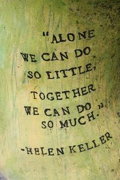 puzzle quotes about teamwork - Google Search | Bulletin Boards ...