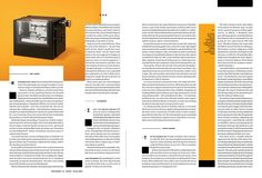 Feature Story, WIRED Magazine on Behance