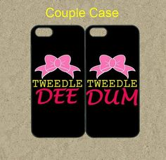 iphone 5c case,iphone 5c cases,iphone 5s case,cool iphone 5s case,cute iphone 5c case,iphone 5 case--Tweedle DEE Tweedle DUM,in plastic. by Ministyle360, $28.99