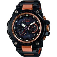 Men's Casio G-Shock Premium MT-G Alarm Chronograph Watch (MTG-S1000BD-5AER) - WATCH SHOP.com™
