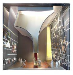 #HolySee Pavilion #expo2015 #milan #worldsfair