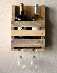 15 cool diy wood project bar ideas you can do it myself 20 - Homeadzki Website