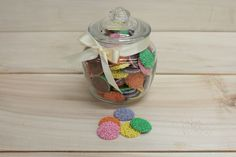 pastel kleur mini musket flikjes Chocolate & Gifts www.chocolateandgifts.nl