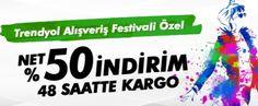 🐠  Trendyol Alışveriş Festivaline Özel Kadın, Erkek, Çocuk Giyim Modellerinde %50 indirim Hızlı Kargo Fırsatı ➡ http://www.nerdeindirim.com/trendyol-alisveris-festivaline-ozel-kadin-erkek-cocuk-giyim-modellerinde-50-indirim-hizli-kargo-firsati-urun6362.html    #nerdeindirim #trendyol #trendyolalışverişfestivali #festival #indirim #kampanya #fırsat #alışveriş #giyim #aksesuar #çanta #erkek #kadın #çocuk #onlinealışveriş