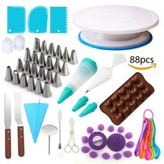 Cake Decorating Supplies Kit by Lime & Lemons Co Review