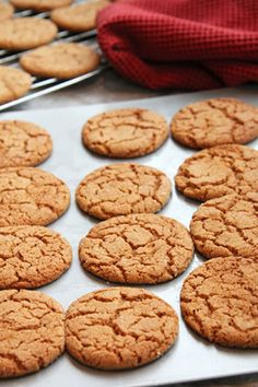 How to Make Old Fashioned Gingersnap Cookies Recipe