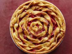 AppleBerry Twist Pie Recipe