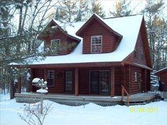 Cabin vacation rental in Honor, MI, USA from VRBO.com! #vacation #rental #travel #vrbo