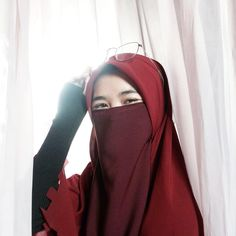 I Love You Quotes, Infj, Niqab Fashion, Face Veil, Muslim Women, Sling Backpack, Important, Besties, Model