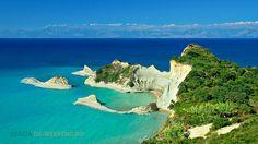 Sidari, Insula Corfu